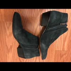 Sam Edelman Petty Boot in Forest Green